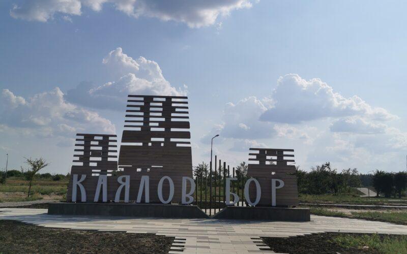 4 сентября в Россоши состоится открытие экопарка «Каялов бор».